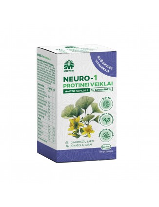 Neuro kapsulės protinei veiklai