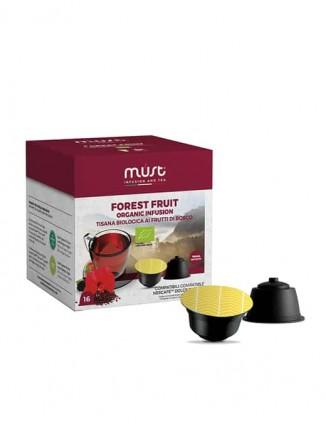Meža ogu tēja kapsulās